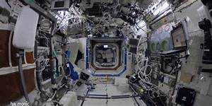 Take A Hyper-Detailed Tour Of The International Space Station
