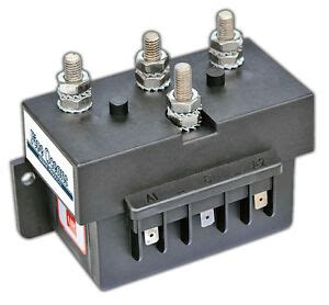 five oceans reversing solenoid box for windlass with 2 wire motor bc 758524795635 ebay