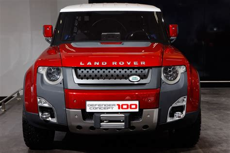 land rover defender concept  picture