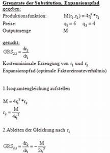Grenzrate Der Substitution Berechnen : bwlvwl formeln karteikarten online lernen cobocards ~ Themetempest.com Abrechnung