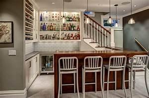 Bar De Cuisine Avec Rangement : bar de cuisine avec rangement 2 quel meuble sous escalier choisir evtod ~ Teatrodelosmanantiales.com Idées de Décoration