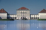 Schloss Nymphenburg Munich   scan from an old 35mm film ...