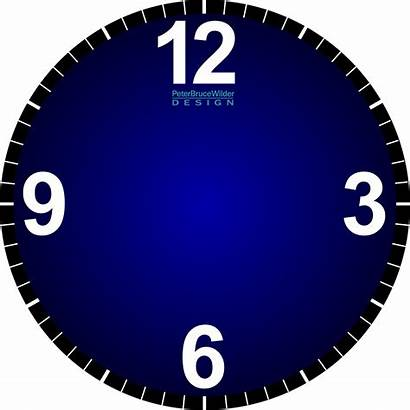 Clock Hands Clipart Wall Face Clip Analog