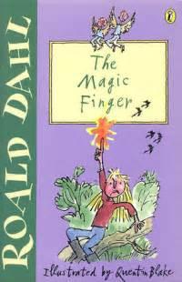 magic finger  roald dahl