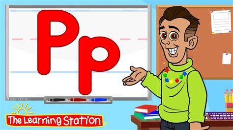 teach child   read phonics letter p