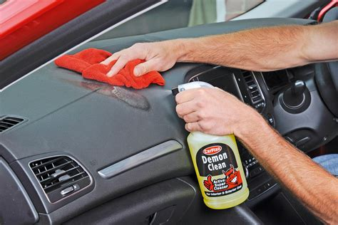 car interior cleaners carbuyer