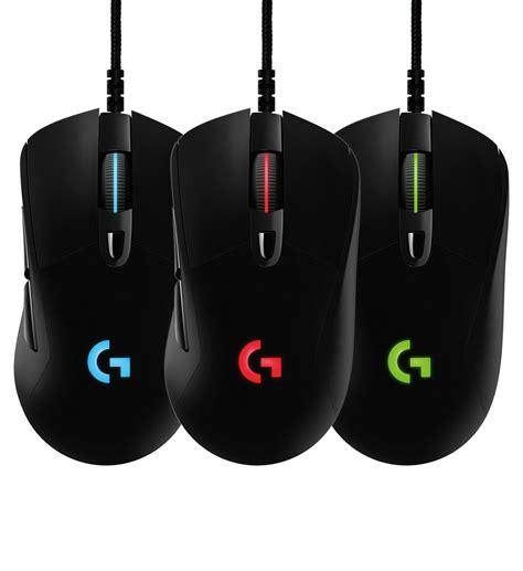 Which one is the better option? LOGITECH G403 PRODIGY REVIEW | GearOpen