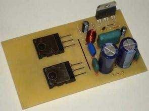 tda car subwoofer amplifier circuit tl dc  dc
