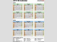 July 2018 Calendar PDF calendar template excel