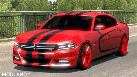 Dodge Cars by Dodge Charger 2016 1 31 Mod For Ets 2