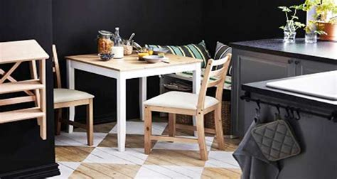 table cuisine leroy merlin petites tables de cuisine en 14 modèles déco gain de place