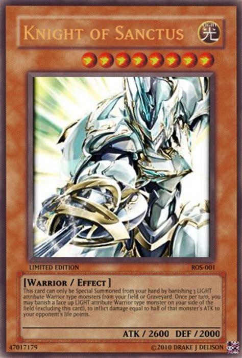 heavenly new archetype 6 advanced card design