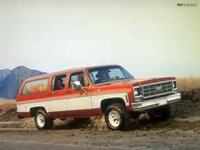 Pictures of Chevrolet Suburban 1977–79 (1024x768)