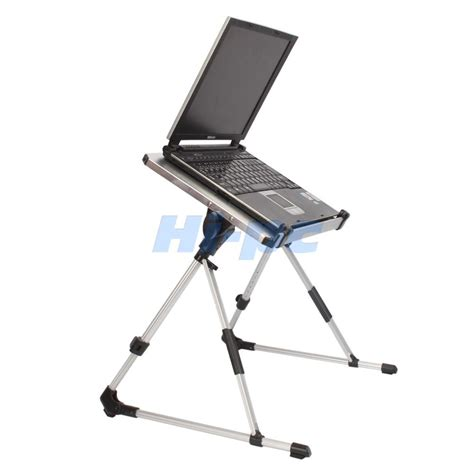 laptop desk portable table bed sofa folding adjustable width stand tray  ebay