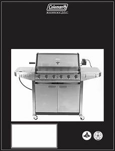 Coleman Gas Grill 9947a726 User Guide