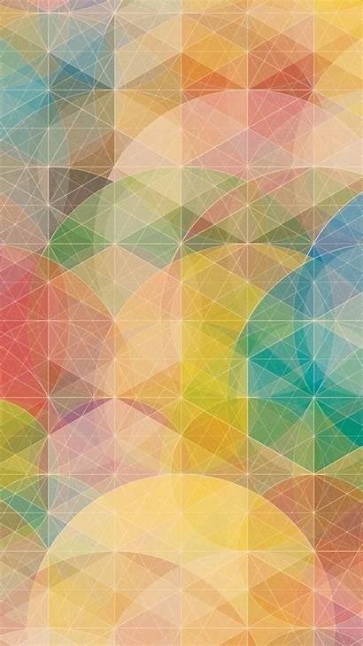 Geometric Patterns Colorful Htc