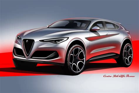 alfa romeo stelvio the first alfa s suv auto design