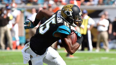 Jaguars WR Allen Robinson finishes tattoo of memorable ...