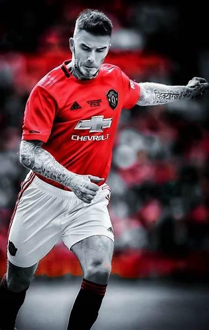 Beckham David Manchester United Wallpapers Zedge Football