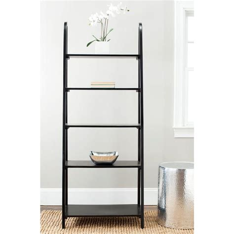 Etagere Shelf by Safavieh Albert Etagere 5 Shelves Storage Unit Amh6544b