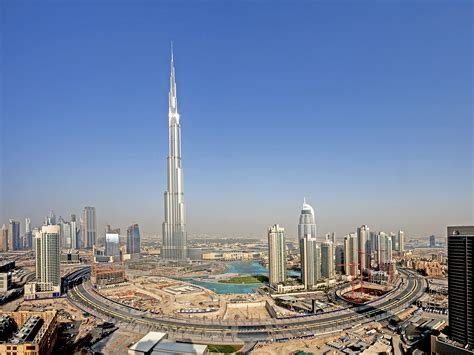 Burj Khalifa Dubai, UAE - Facts Land