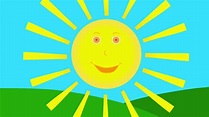 The Sunny Day Song   Kids songs, Circle time songs