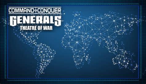 New Addon ShockWave news C&C Generals: Theater Of War
