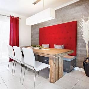 Banquette Salle A Manger : cuisine salle manger salle a manger avec banquette ~ Premium-room.com Idées de Décoration