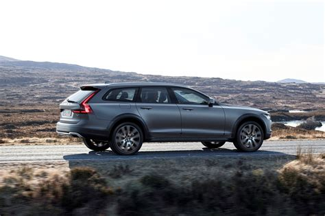 Volvo Unveils Firstever V90 Cross Country Wagon  Motor Trend