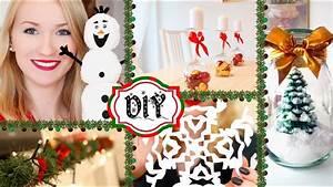 Deko Für Weihnachten : 6 diy deko ideen f r weihnachten einfach g nstig youtube ~ Watch28wear.com Haus und Dekorationen