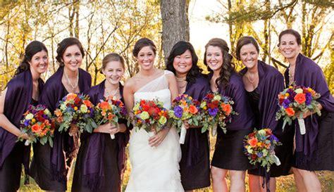 Wedding Colors For Each Season