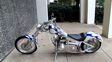 Ridley Automatic Chopper Drag Pipes, Softail, For Sale