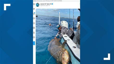 grouper pound taylor jawaan goliath jaguars firstcoastnews