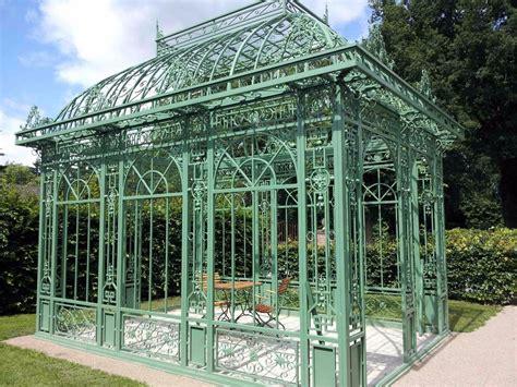 orangerie gewächshaus kaufen gartenhaus orangerie pavillon gew 228 chshaus palmenhaus