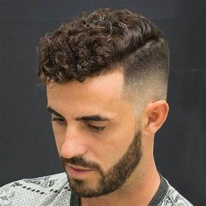 40 Stylish Haircuts For Men High fade, Natural curly hair and Curly