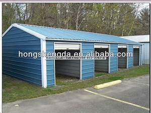 Cheap metal garages smalltowndjscom for Cheap steel garages