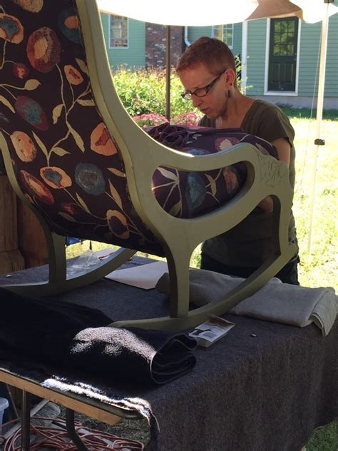 Learn To Do Upholstery by Can I Really Learn To Reupholster Furniture S