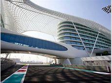 Formula 4 UAE YAS MARINA CIRCUIT