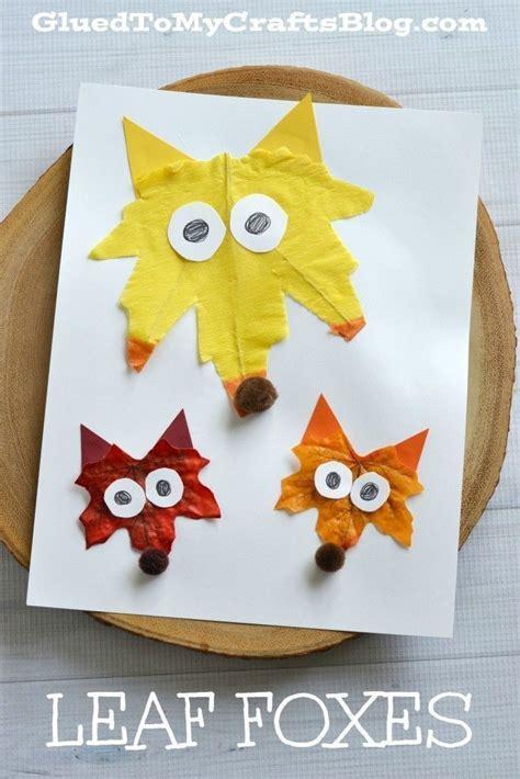 fun fall crafts for preschoolers preschool easy crafts fall leaf crafts find craft ideas 865