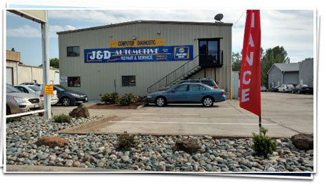 J & D Automotive In Redding, Ca, California