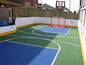 Sports Court Construction Company | Neave Group NY, CT, NJ
