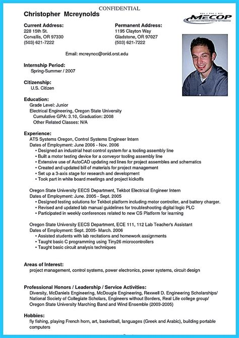 writing  attractive ats resume