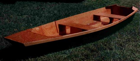 Wooden Jon Boat by Wooden Jon Boat With Simple Plans For Small Plywood Boats