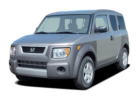 2006 Honda Element Reviews And Rating