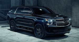 2018 Chevrolet Tahoe Custom Gets Midnight Edition  Starts