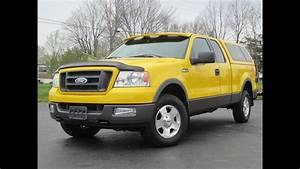 2004 Ford F-150 Fx4 Blazing Yellow 4x4 Sold
