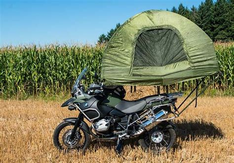 mobed compact tent fits   motorcycle gadgetsin