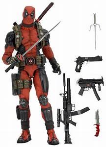 Marvel Deadpool 1/4 Scale Action Figure NECAOnline com