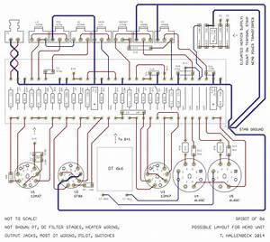 Spirit Of 86  D I Y  Tube Guitar Amp Head