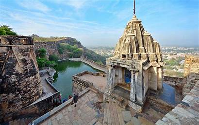 Fort Chittorgarh Wallpapers India Desktop Background Forts